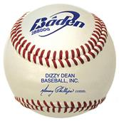 Baden Dizzy Dean League Raised Seam Baseballs