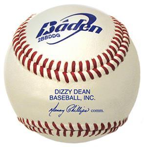Baden Dizzy Dean League Raised Seam Baseballs