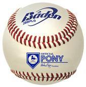 Baden Pony League Raised Seam Baseball (DZ) 2BBPLG