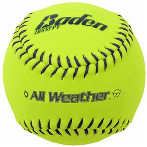 "Baden All-Weather Fast Pitch 12"" Softballs (DZ)"