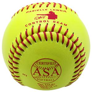 "Baden ASA Fast Pitch Composite 12"" Softballs (DZ)"