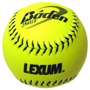 "Baden NSA Fast Pitch Composite 11"" Softballs (DZ)"