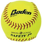 Baden Safety Level 1 Composite Training Softballs