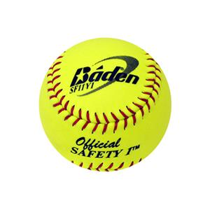 "Baden Safety Level 1 Composite 11"" Softballs (DZ)"