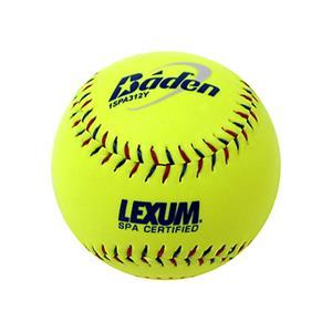 "Baden Lexum SPA Cert. Composite 12"" Softballs (DZ)"