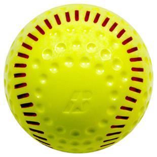 """Baden Seamed Pitching Machine 12"""" Softballs (DZ)"""