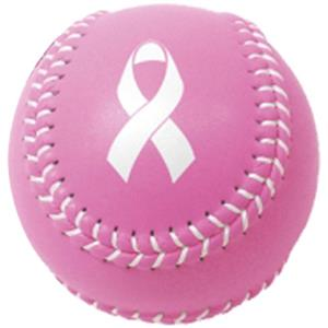 "Baden National Breast Cancer 11"" Softballs (DZ)"