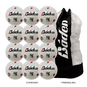 Baden Team Practice Soccer Ball Kits