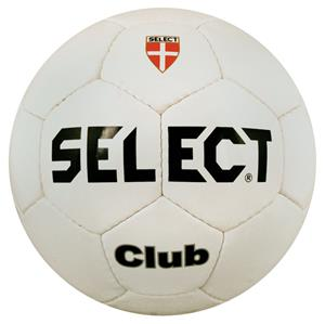Select Club Soccer Ball - White - Closeout
