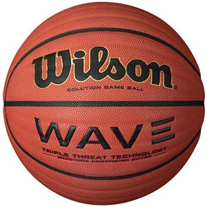 Wilson NCAA Wave Game Basketballs