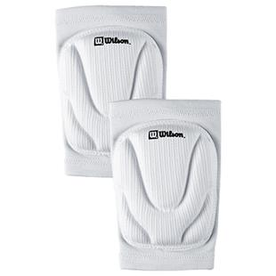 Wilson Standard White Volleyball Knee Pads