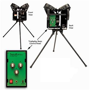 TriplePlay Basic Baseball Pitching Machines