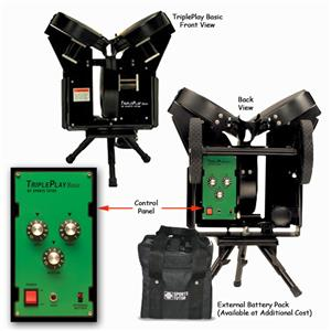 TriplePlay Basic Softball Pitching Machines