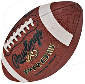 Rawlings PRO5 Leather Practice Footballs