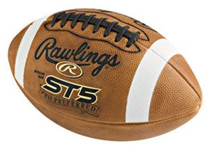 ST5 Pro Preferred Leather Practice Footballs