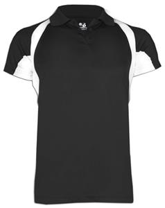 Badger Womens Hook Performance Polo Shirts