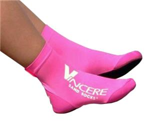 Sand Socks Hot Pink Water Sports Athletes