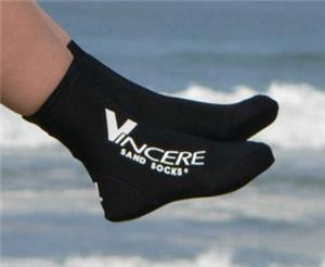 Sand Socks Black Water Sports Athletes