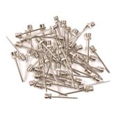 Mikasa Aluminum Inflating Needles - 100 pcs