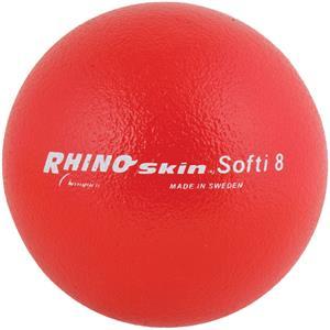 "Champion Sports Rhino Skin Softi 8"" Foam Balls"