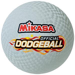 """Mikasa 8.5"""" Official Rubber Dodgeballs"""
