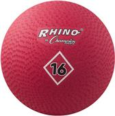 "Champion Playground & Kickball Nylon 16"" Red Balls"