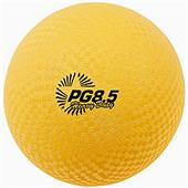 "Champion Kickball Heavy Duty 8.5"" Yellow Balls"