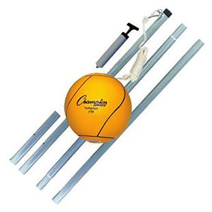 Champion Sports Deluxe Tetherball Set & Carry Bag