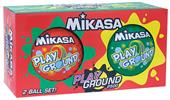 "Mikasa 5"" Rubber Playground Ball Sets"