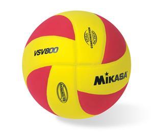 Mikasa Squish Series No Sting Outdoor Volleyballs
