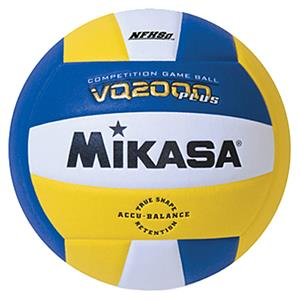 Mikasa VQ2000 Series NFHS Indoor Game Volleyballs