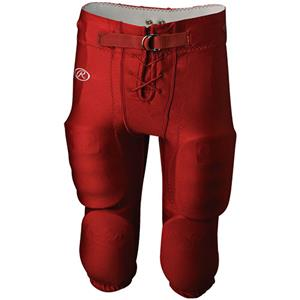 Rawlings Youth Premium Game Pants with Snaps