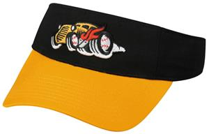 OC Sports MiLB Bowling Green Hot Rods Visor