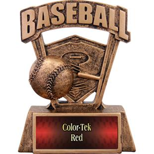 "Hasty Awards ProSport 6"" Baseball Resin Trophies"