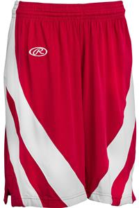 Rawlings Womens Pro-Dri Basketball Shorts