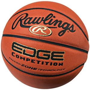 "Rawlings EDGE 28.5"" Composite Leather Basketballs"