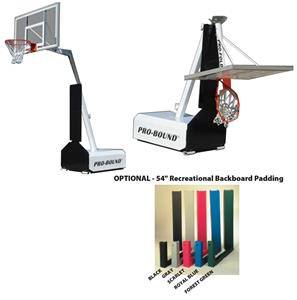 Pro-Fold II Portable Fold Down Basketball Goals
