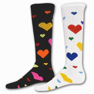 "Red Lion ""Wild Love"" Athletic Socks - Closeout"