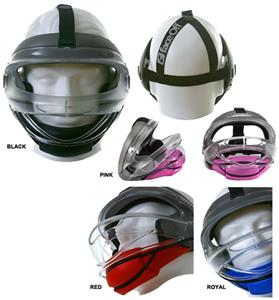 Combat FaceOff Face Protector Masks with Chin Pad