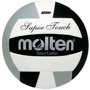 Molten NFHS Black Super Touch Volleyballs