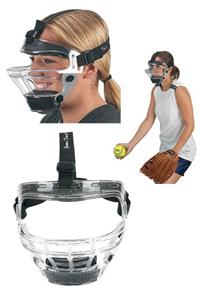 REPLACEMENT STRAPS ONLY- for Game Face Safety Mask