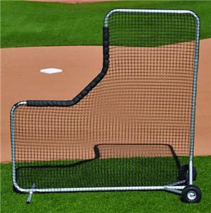 Big League Pitchers Safety Protector Screen