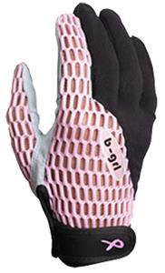 B-grl Vent Women&#39;s Softball Batting Gloves