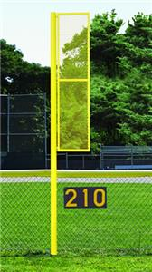 12' Baseball/Softball Foul Pole
