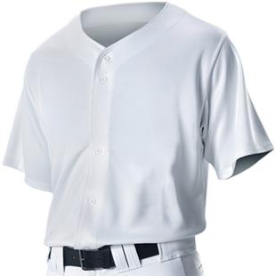 Alleson Full Button Baseball Jersey-Closeout