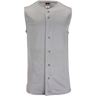Alleson PROMLV Adult Full Button Baseball Vests CO