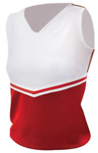 Pizzazz Cheerleaders Victory Uniform Shells
