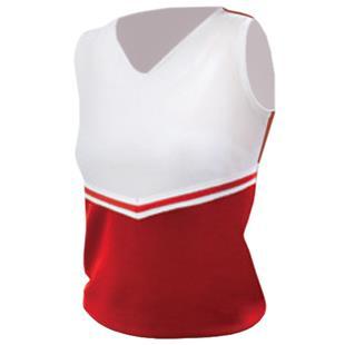 Pizzazz Cheerleaders Victory Uniform Shells