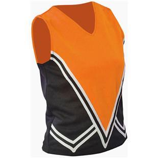 Pizzazz Cheerleaders Intensity Uniform Shells