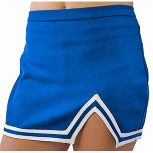 Pizzazz Cheerleaders A-Line Uniform Skirts